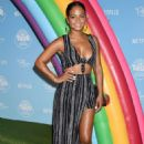 Christina Milian – 'True And The Rainbow Kingdom' Premiere in Los Angeles - 454 x 643