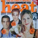 Jennifer Aniston - Heat Magazine Cover [United Kingdom] (19 June 1999)
