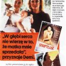 Demi Moore - Party Magazine Pictorial [Poland] (7 October 2019) - 454 x 1154