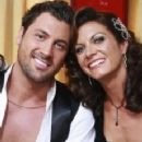Maksim Chmerkovskiy and Misty May-Treanor