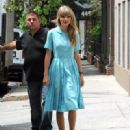 Taylor Swift Leaving A Photoshoot In New York City (July 26)