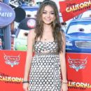 Sarah Hyland: at Disneyland Resort in Anaheim