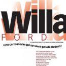 Willa Ford - Maximal Magazine, July 2008