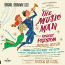The Music Man 1957 Broadway Musical HIT Starring Robert Preston and Barbara Cook. - 454 x 454