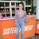 Lea Michele – 'Versus' Premiere Event in Santa Monica - 454 x 580