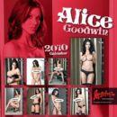 Alice Goodwin 2010 Calendar