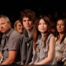 Emily Browning and Max Turner