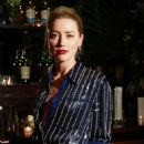 Amber Heard – Conversations for Change Dinner Honoring Lisa Borders in NY