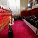 Charlize Theron At The 89th Annual Academy Awards - Arrivals (2017) - 454 x 303
