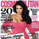 Kim Kardashian Covers Cosmopolitan UK May 2012