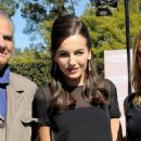 Camilla Belle UNICEF Women of Compassion Luncheon in Los Angeles, February 11, 2011