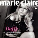 Duffy Marie Claire Magazine February 2011 Pictorial Photo - United Kingdom - 394 x 500