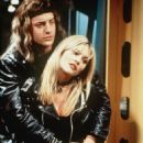 Amy Locane and Brendan Fraser in Airheads (1994)