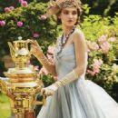 Roosmarijn de Kok featured in English Rose, December 2013