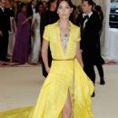 Lily Aldridge – 2018 MET Costume Institute Gala in NYC - 454 x 672