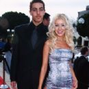 Christina Aguilera and Jorge Santos - 308 x 600