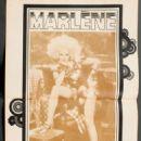 Marlene Dietrich - Cinemonde Magazine Pictorial [France] (26 March 1968)