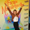 Marla Maples – Opening night for Escape to Margaritaville in New York - 454 x 646