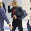 Scarlett Johansson – Arriving to JFK Airport in New York City