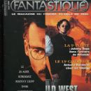 Johnny Depp - L'ecran Fantastique Magazine Cover [France] (August 1999)
