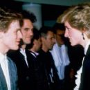 Princess Diana and Bryan Adams