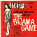The Pajama Game.Original 1954 Broadway Cast Starring John Raitt,Janis Paige, - 454 x 451