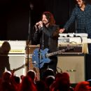 Dave Grohl of Foo Fighters performs onstage during MusiCares Person of the Year honoring Aerosmith at West Hall at Los Angeles Convention Center on January 24, 2020 in Los Angeles, California