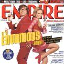 Mike Myers, Heather Graham - Empire Magazine Cover [United Kingdom] (September 1999)
