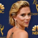 Scarlett Johansson :  70th Emmy Awards - Arrivals