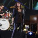 "Lady Antebellum Rocks ""Jimmy Kimmel Live"""