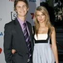 Rhys Wakefield and Indiana Evans