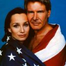 Kristin Scott Thomas and Harrison Ford in Random Hearts (1999)