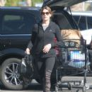 Ashley Greene – Shopping for some grocery in Beverly Hills - 454 x 563