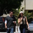 Kate Beckinsale And Husband Go To The La Reina Spa In Los Angeles 2008-04-12