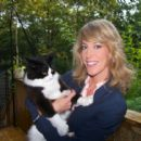 Susan with Tuxedo Stan - 454 x 417