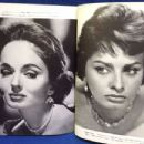 Ann Blyth, Sophia Loren - Screen Magazine Pictorial [Japan] (April 1958)