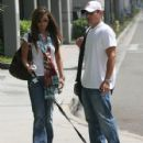 Derek Jeter and Vanessa Minnillo - 427 x 594