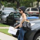 Rachel Bilson - Los Angeles Candids, 16.09.2008.