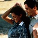Penélope Cruz  and Billy Crudup in The Hi-Lo Country (1998)