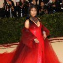 Nicki Minaj – 2018 MET Costume Institute Gala in NYC - 454 x 651