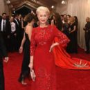 Helen Mirren: 'China: Through The Looking Glass' Costume Institute Benefit Gala