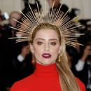 Amber Heard – 2018 MET Costume Institute Gala in NYC