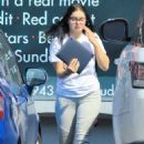 Ariel Winter – Leaving the studio in Los Angeles