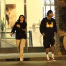 Kylie Jenner – Night out in Calabasas - 454 x 417