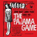 The Pajama Game Original 1954 Broadway Cast Starring John Raitt and Janis Paige . In 1957 Doris Day Starred In The Movie Version Again With John Raitt - 454 x 454