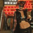 Lindy Booth as Night Bitch in Kick-Ass 2 - 454 x 252