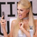 Paris Hilton – Promotion her 'Platinum Rush' Perfume in Mexico City