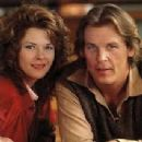 JoBeth Williams and Nick Nolte