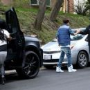 Justin Bieber Out and About in Malibu February 18, 2012