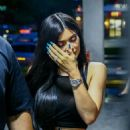 Kylie Jenner–Out and about in Miami - 454 x 700